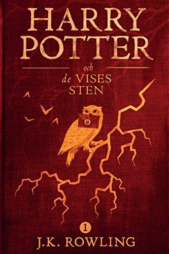 Harry Potter Ljudbok - de vises sten