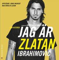Jag är Zlatan Ljudbok