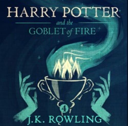 Harry Potter Ljudbok - Den Flammande Bägaren