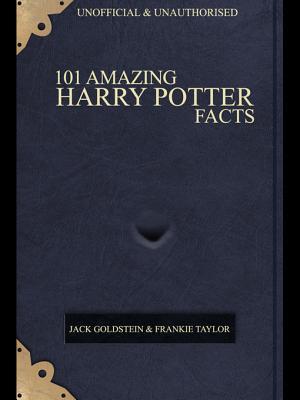 Omslaget till ljudboken 101 amazing harry potter facts